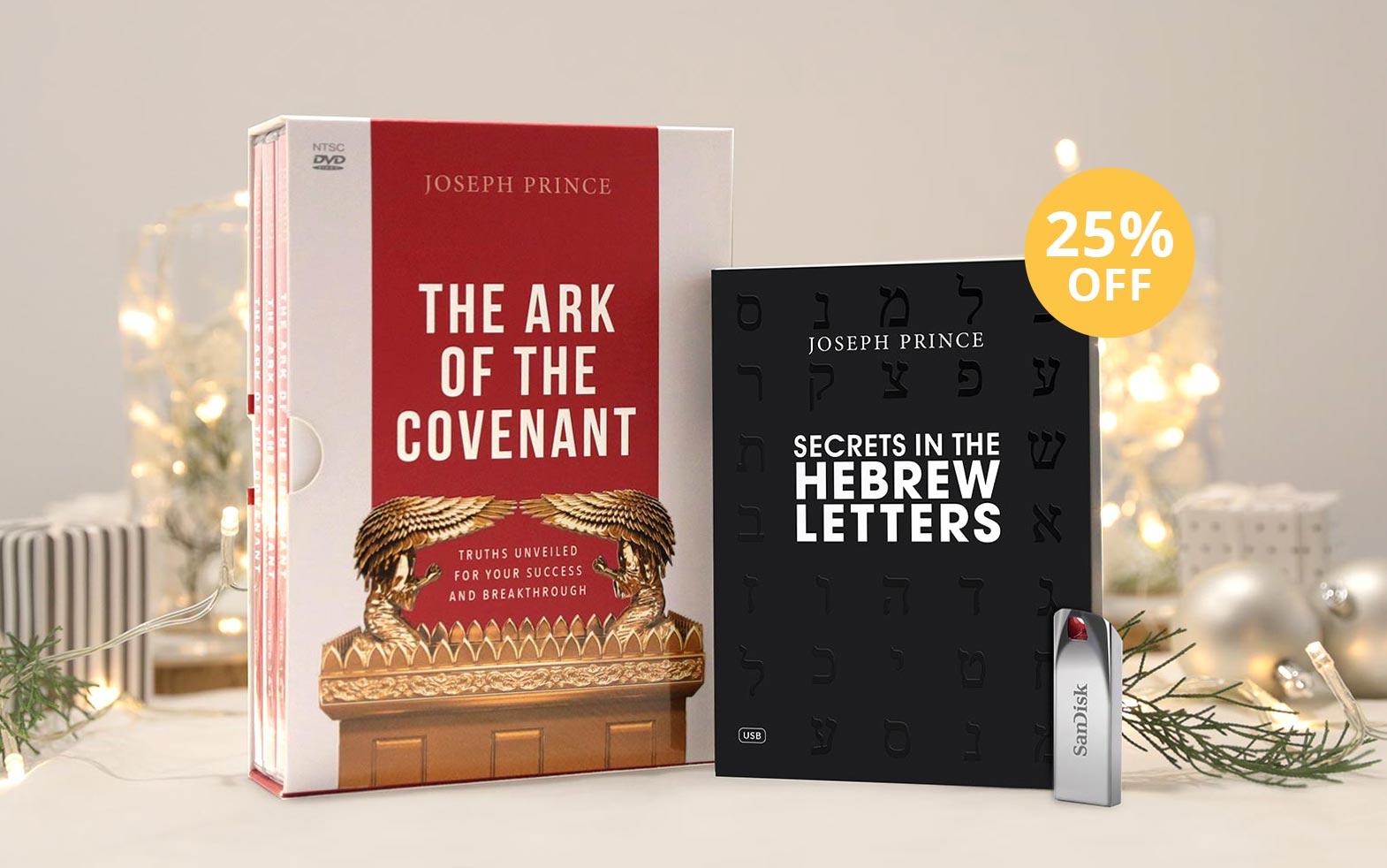 Joseph Prince Latest Series: The Ark of the Covenant —Truths